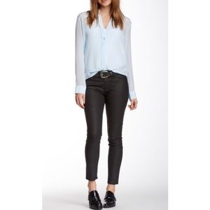 7 FOR ALL MANKIND Gwenevere Faux Leather Pants
